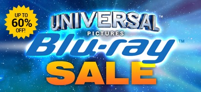 Blu-ray Sale! Up to 60% off!
