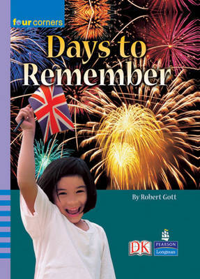 Four Corners: Days to Remember by Robert Gott image