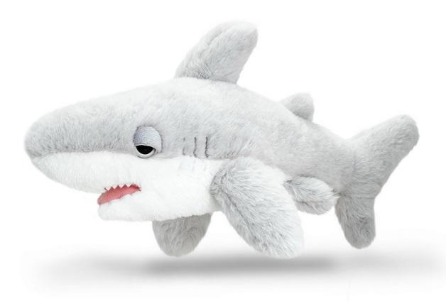"Keel: Great White Shark - 14"" Plush"