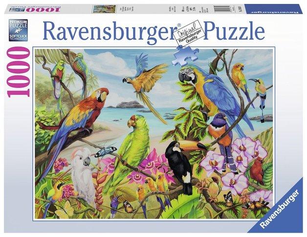 "Ravensburger : The ""Coo"" Puzzle (1000 Pcs)"