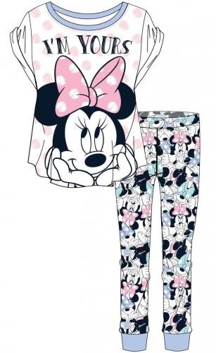 Ladies Minnie Mouse Pyjama Set
