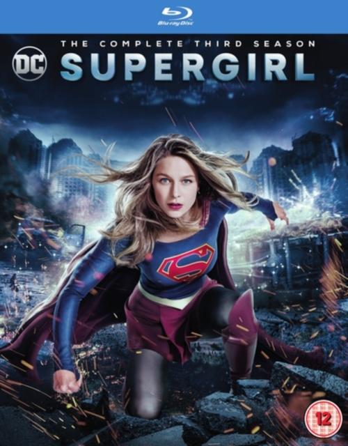 Supergirl: Season 3 on Blu-ray
