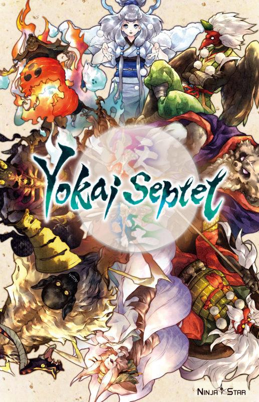 Yokai Septet - Card Game