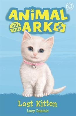 Animal Ark, New 9: Lost Kitten by Lucy Daniels image
