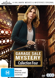 Garage Sale Mysteries: Collection 4 on DVD