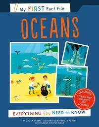 My First Fact File Oceans by Jen Green