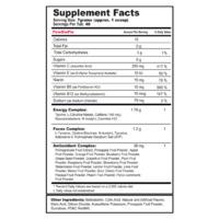 G FUEL Energy Formula - PewDiePie's Lingonberry (40 Servings)