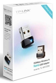TP-Link 150Mbps Nano Wireless N USB Adapter image