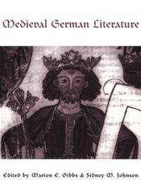 Medieval German Literature by Marion Gibbs image