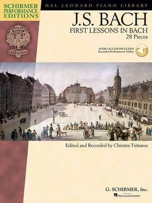J.S. Bach by Johann Sebastian Bach