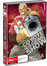 Coyote Ragtime Show V1 - Fox Trot on DVD
