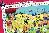 Djeco: 100pc Puzzle - Fairy Tales