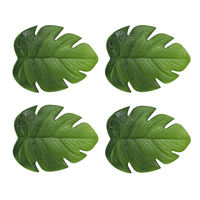 Annabel Trends Coaster Set - Palm Leaf (Set of 4)