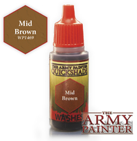 Mid Brown Warpaint