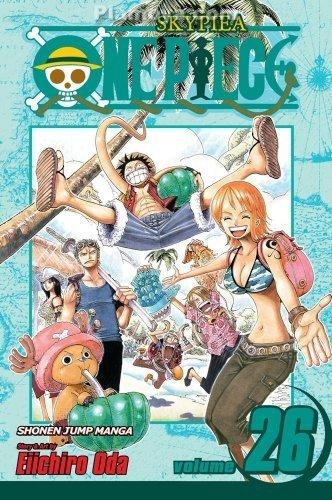 One Piece, Vol. 26 by Eiichiro Oda