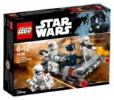 LEGO Star Wars - First Order Transport Speeder Battle Pack (75166)