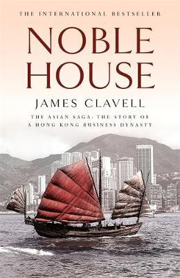 Noble House by James Clavell image