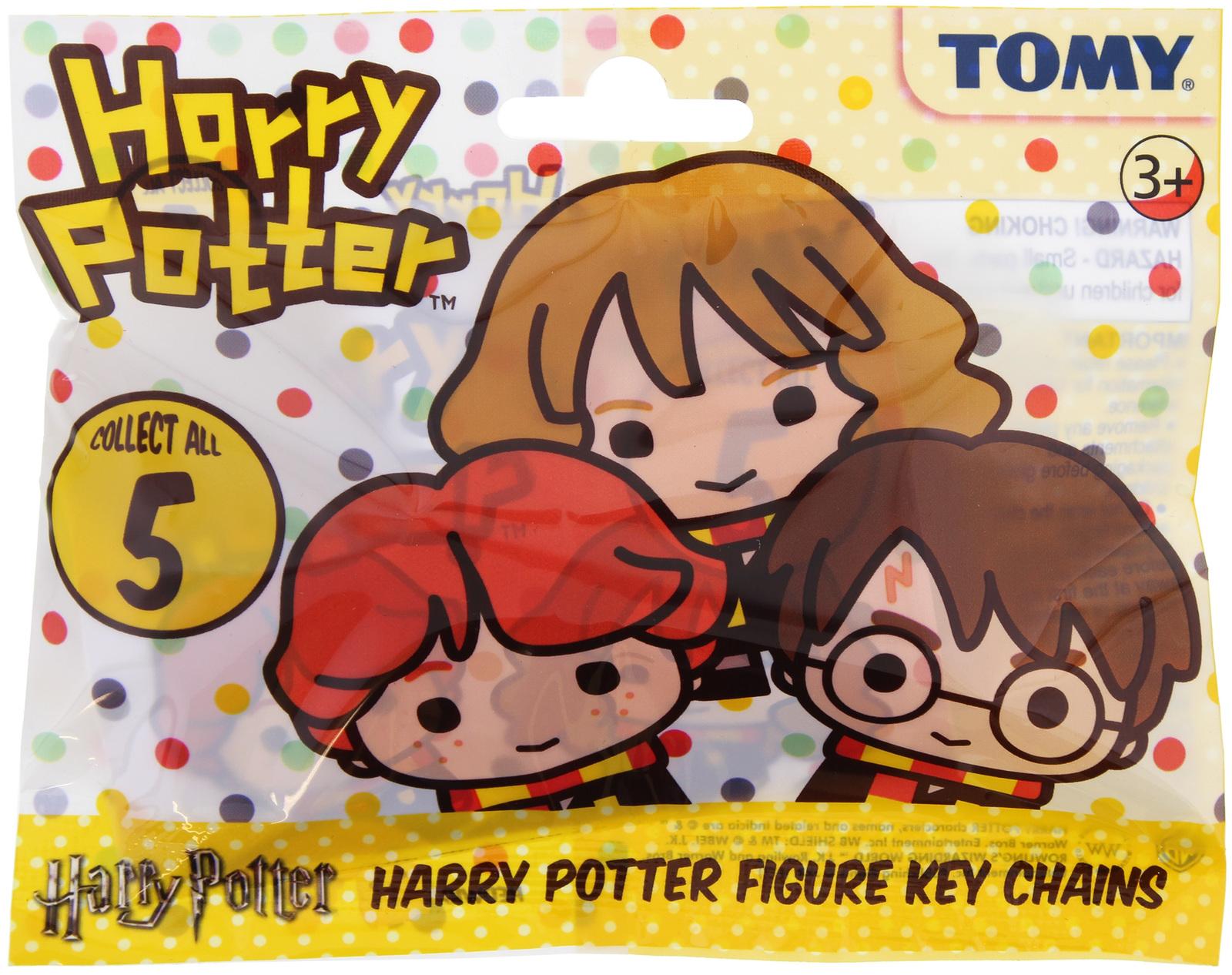 Harry Potter - Keychain Figure (Assorted Designs) image