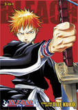 Bleach 3-in-1 Edition, Vol. 1 (Includes vols. 1, 2 & 3) by Tite Kubo