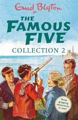 The Famous Five Collection 2 by Enid Blyton