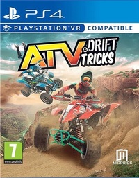 ATV Drift and Tricks VR for PS4