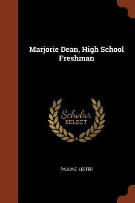Marjorie Dean, High School Freshman by Pauline Lester image
