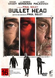 Bullet Head on DVD