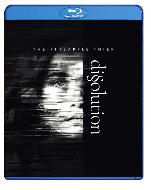 Dissolution : Blu Ray by The Pineapple Thief