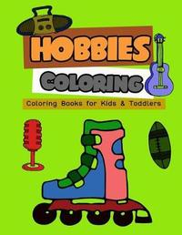 Hobbies Coloring by V Art