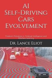 AI Self-Driving Cars Evolvement by Lance Eliot image