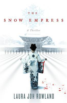 The Snow Empress by Laura Joh Rowland image
