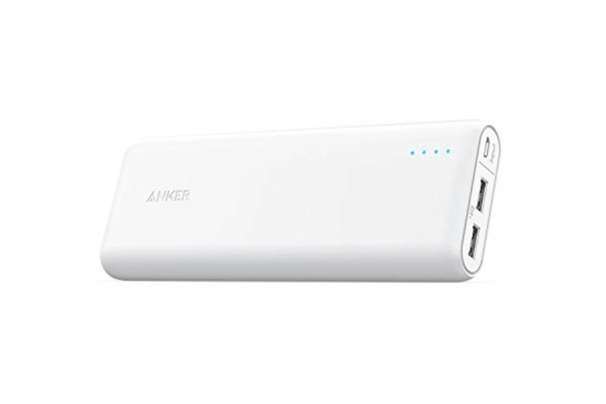 ANKER: PowerCore 15600mAh - White image