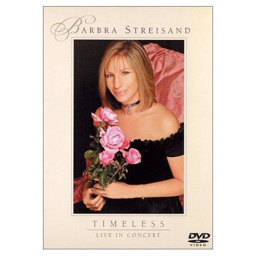 Barbra Streisand - Timeless  on DVD image