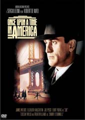 Once Upon a Time in America on DVD
