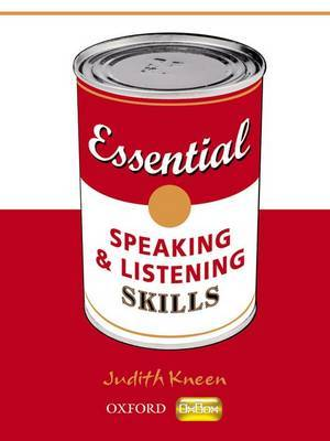 Essential Skills: Essential Speaking and Listening Skills by Judith Kneen image