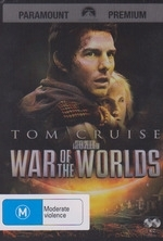 War Of The Worlds (2005)  on DVD