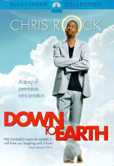 Down To Earth on DVD image