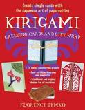 Kirigami Greeting Cards and Gift Wrap by Florence Temko