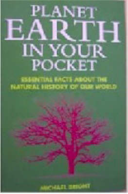Planet Earth in Your Pocket by Elwin Street