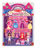 Melissa & Doug: Puffy Stickers Play Set Princess