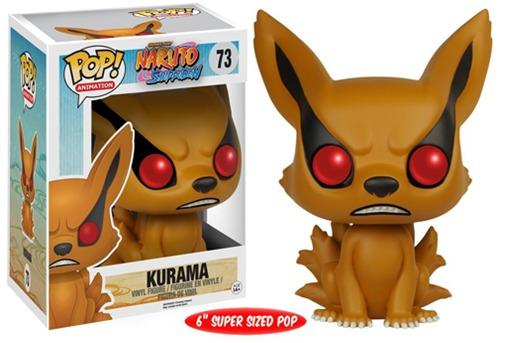 "Naruto: 6"" Kurama Pop! Vinyl Figure"