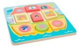 Le Toy Van: Petilou - Noahs Ark Puzzle