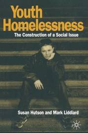 Youth Homelessness by Susan Hutson