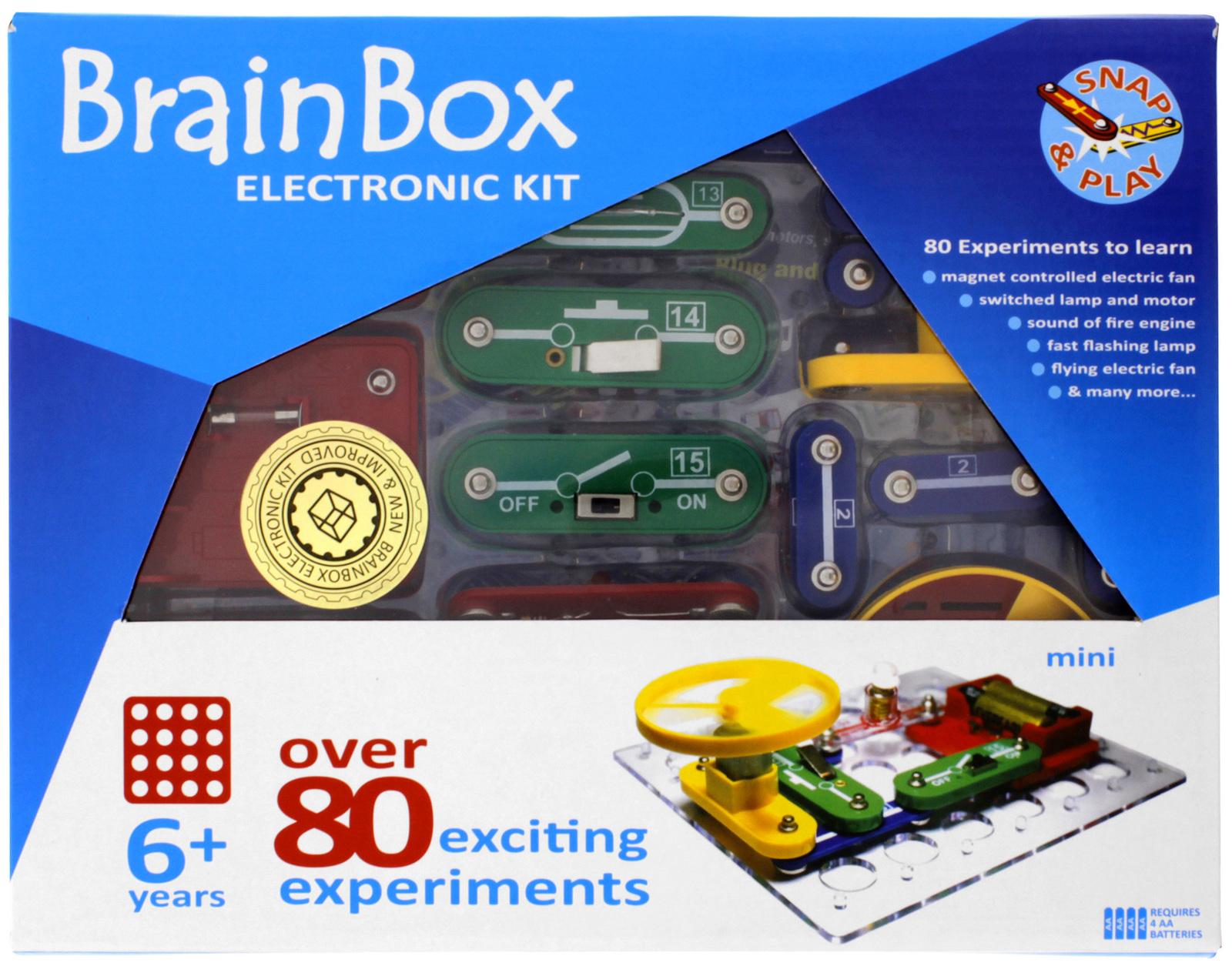 Brain Box: Mini Experiment Kit image