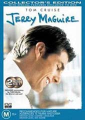 Jerry Maguire Collector's Edition on DVD