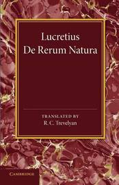 Lucretius by Lucretius