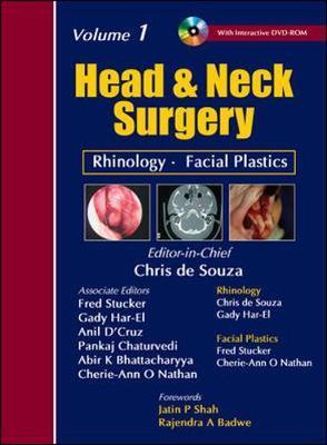 Head and Neck Surgery: Set 4 by Chris De Souza