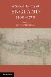 A Social History of England, 1500-1750 image