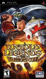 Untold Legends 2: The Warriors Code for PSP