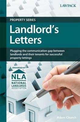 Landlord's Letters by Adam Church